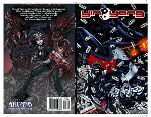 Ying Yan Comics