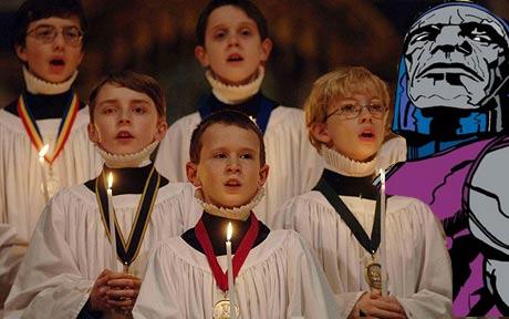 New Gods Rest Ye Merry Gentlemen