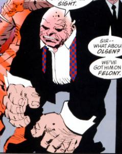 Lex Luthor Frank Miller