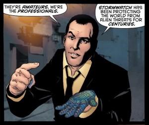 Stormwatch #1 Jack Hawksmoor