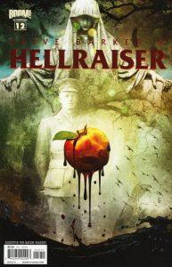 Hellraiser, Boom Studios, Clive Barker