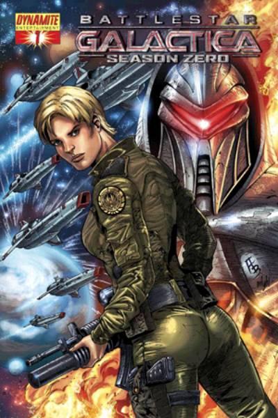 Jerwa Battlestar Galactica
