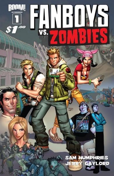 Fanboys Vs Zombies