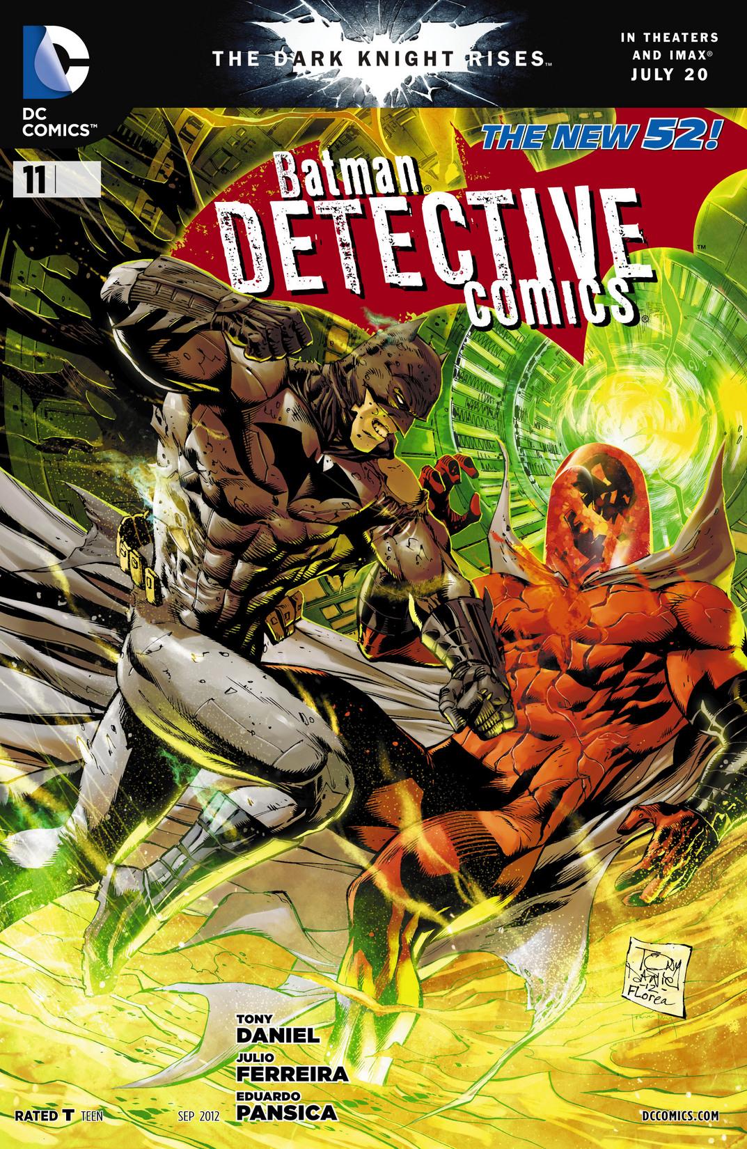 Comics Batman New 52 Detective Comics 11
