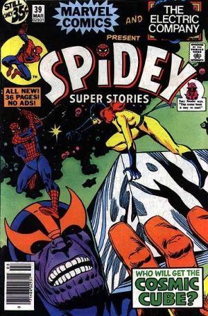 Spidey Hellcat comics