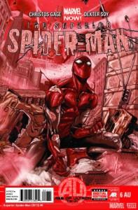 Superior Spider-Man AU