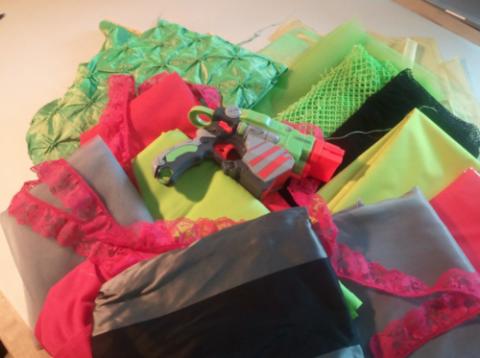 so many fabrics.....