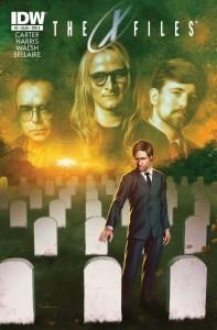 X-Files Season Ten