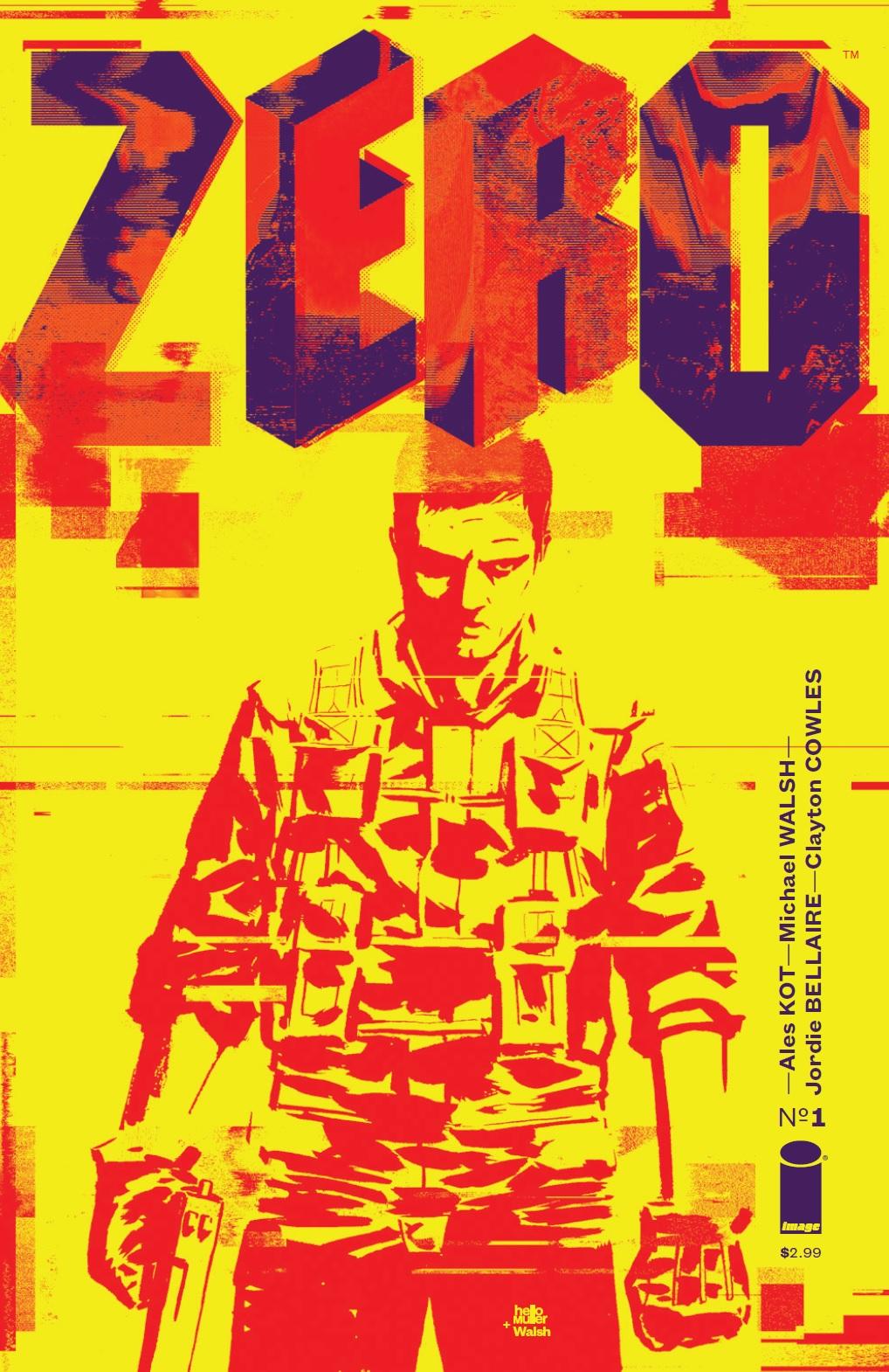 Review: Zero #1