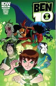 Ben-10 #1 Cover