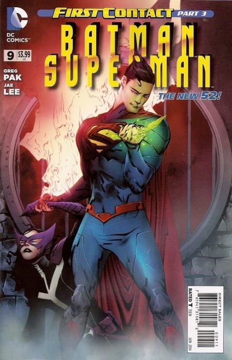 Batman Superman 9