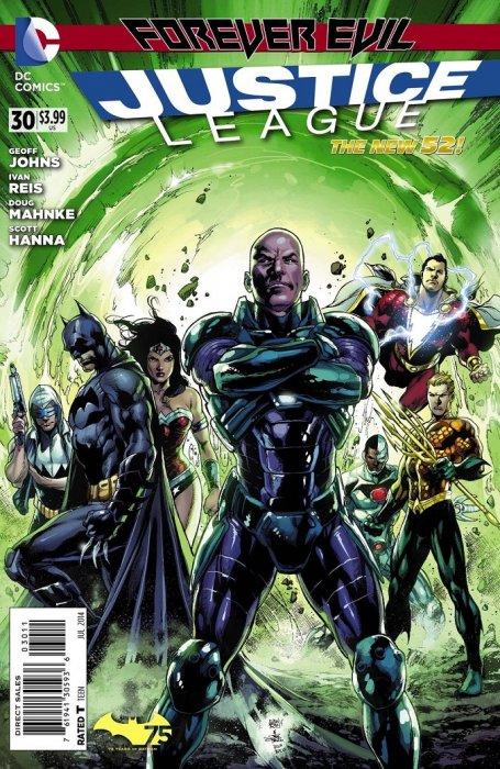 Justice League 30