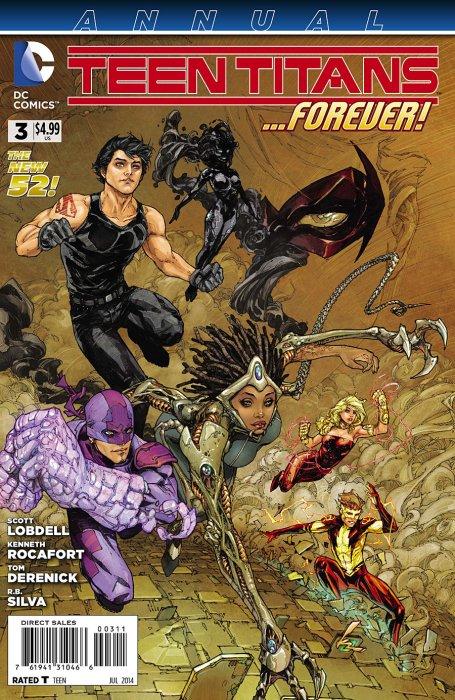 Teen Titans Annual 3