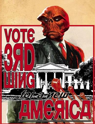 Red Skull Amerika