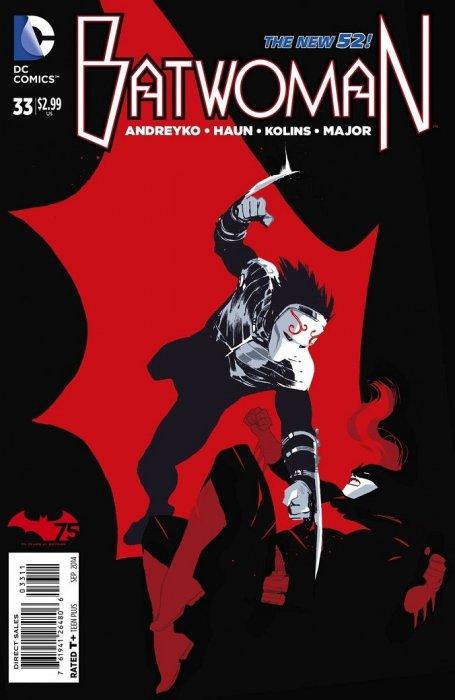 Batwoman 33