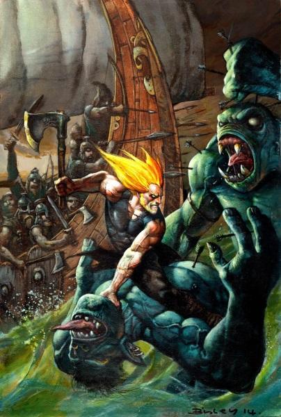 Marvel Preview: Thor – God of Thunder #25