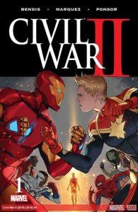Civil War II issue 1