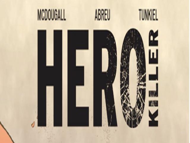 Hero Killer #1 Review
