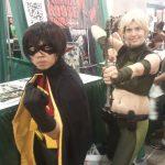Robin & Artemis