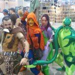 Kraven, Hobgoblin, Blink and The Scorpion