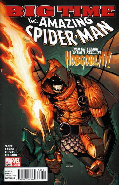Amazing Spider-Man #649