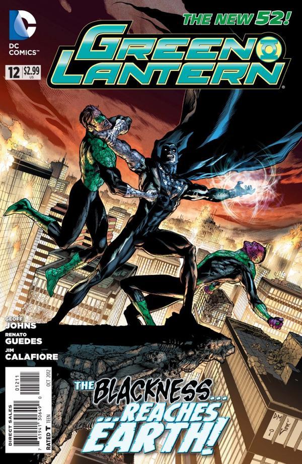 Review: Green Lantern #12