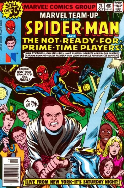 Spider-Man SNL