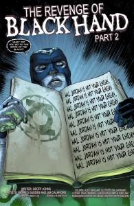 The Revenge of Black Hand, Part 2