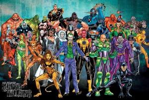DC Super Vaillains