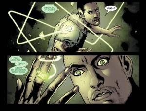 Green Lantern - Simon Baz