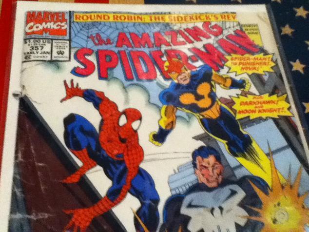 Amazing Spider-Man 357