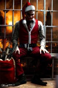 Dark Knight Before Christmas
