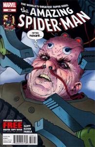 Amazing Spider-Man 698