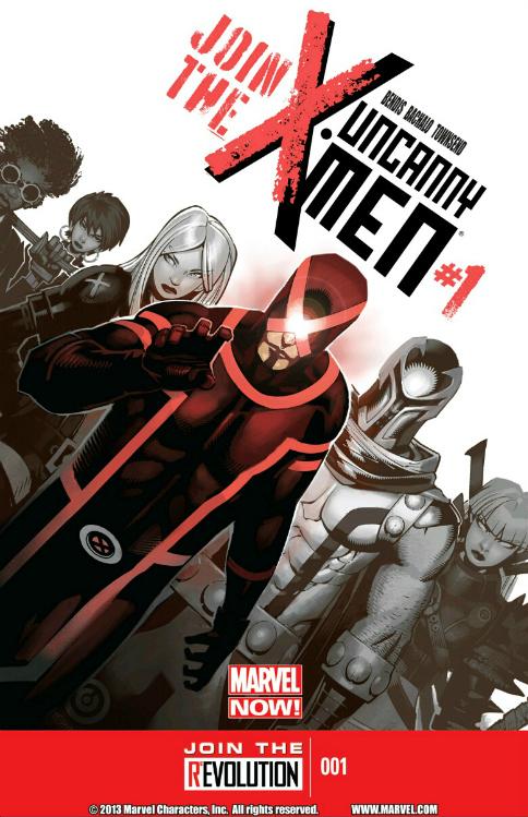 Review: Uncanny X-Men #1