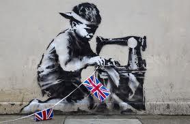 Bee's Knees Banksy
