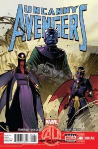 Uncanny Avengers AU
