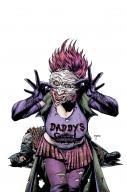 Forever Evil Event: Batman: The Dark Knight 23.4 (Joker's Daughter)