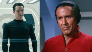 Star Trek Khan vs Khan
