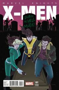 Marvel Knights X-Men #1