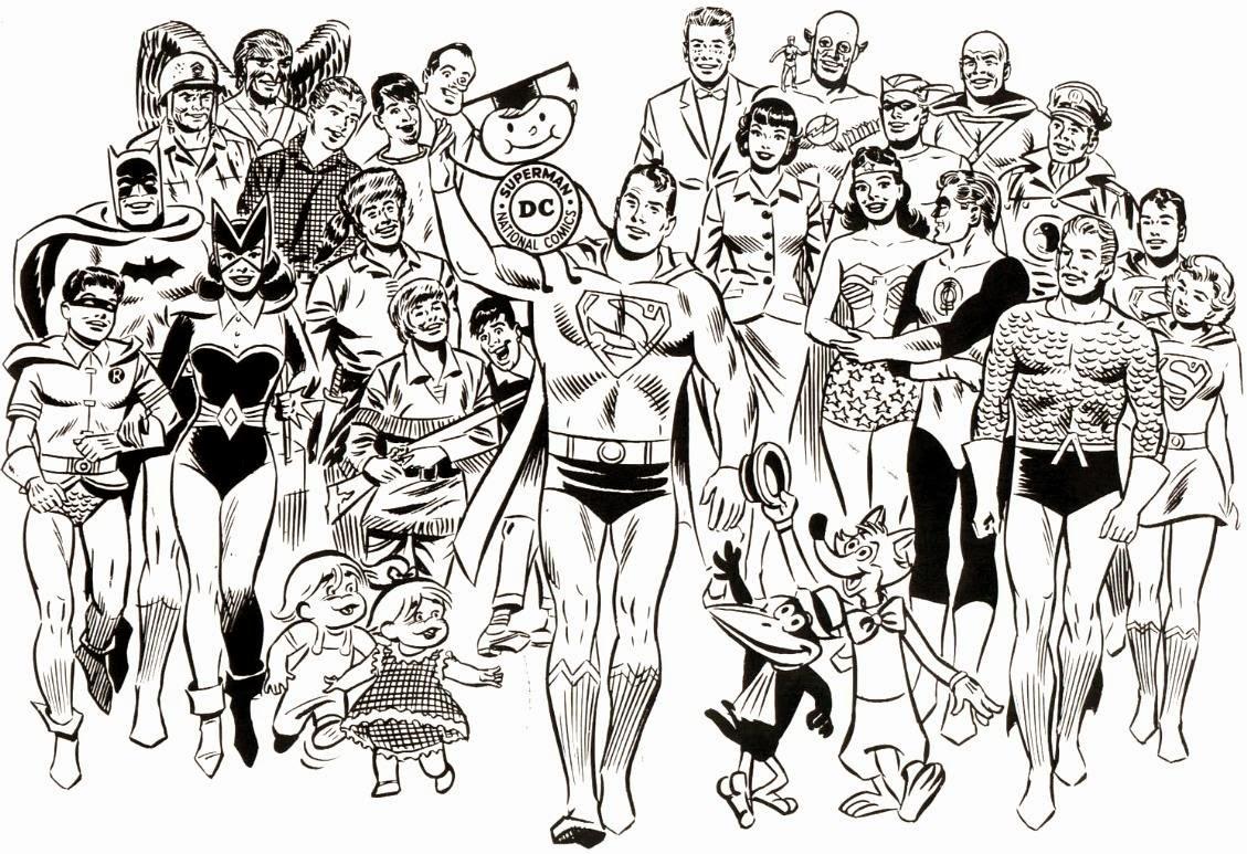 Al Plastino DC Comics