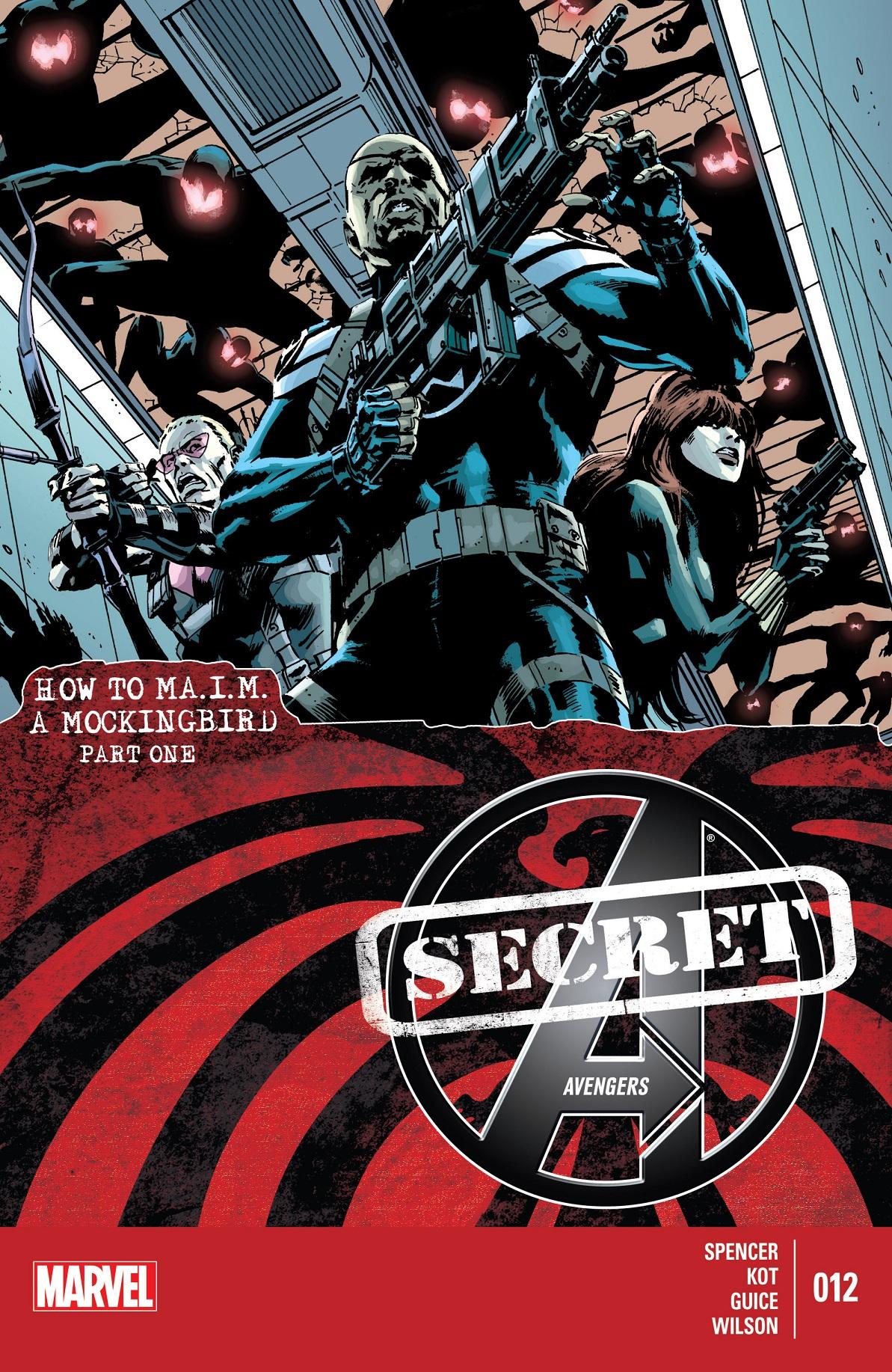 Review: Secret Avengers #12