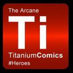 Titanium Comics Banner