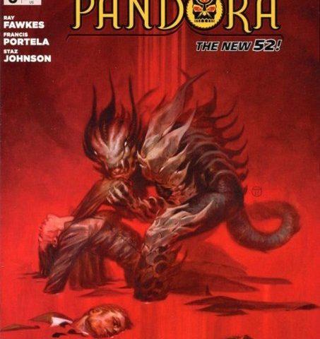 Forever Evil Event: Pandora 6