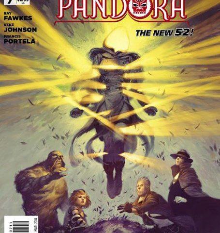 Forever Evil Event: Pandora 7