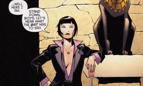 Batman: Eternal Catwoman
