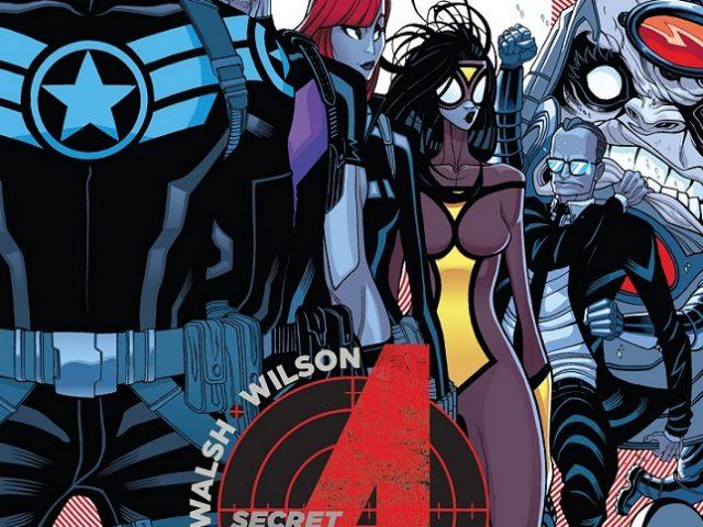 Review: Secret Avengers #1