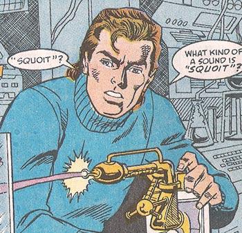 Spider-Man Mullet