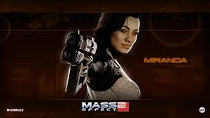 Mass Effect, Miranda