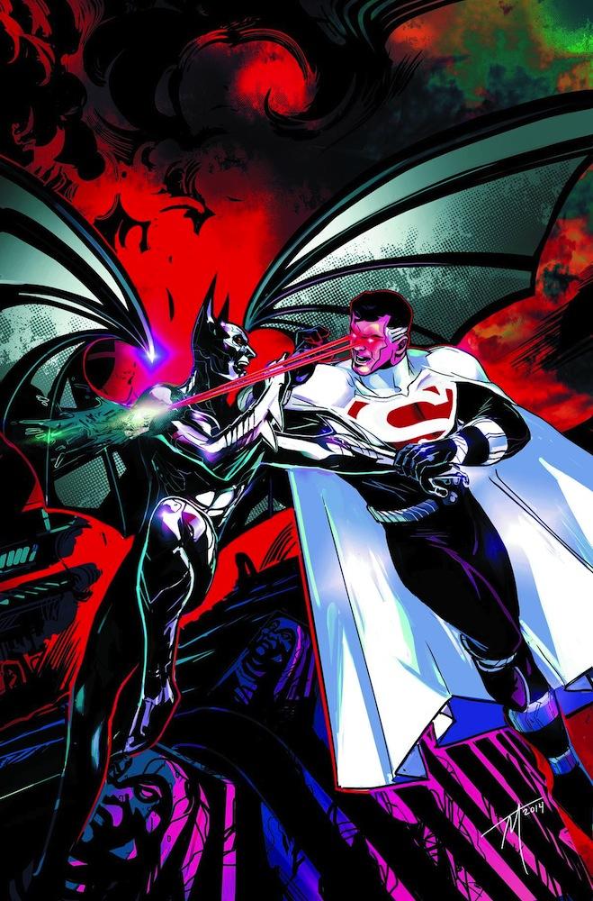 DC Review: Batman Beyond Universe #11 – spoiled