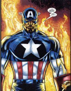 Black Captain America